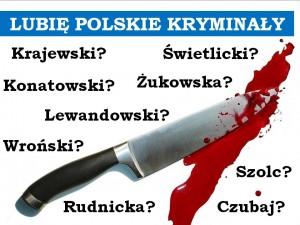 Logo Lubie Polskie Kryminaly