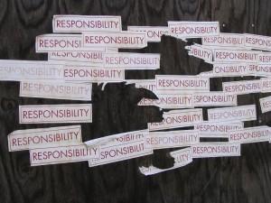 tablica z karteczkami