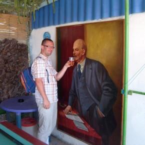Drink z Leninem, Krym