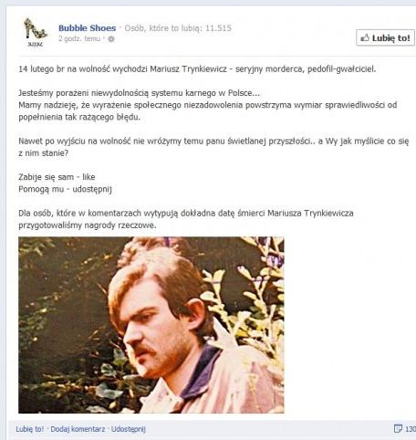 Trymkiewicz post