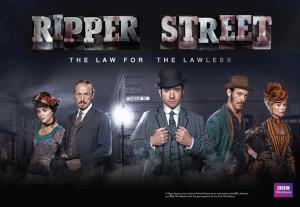 poster Ripper Street