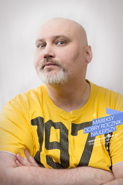 18 pytań do Marka Mareksego Szewczyka, Dyrektora Kreatywnego Creamteam Branding & Advertising Design Studio z Krakowa