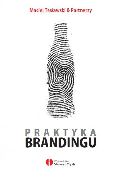 Praktyka brandingu okładka