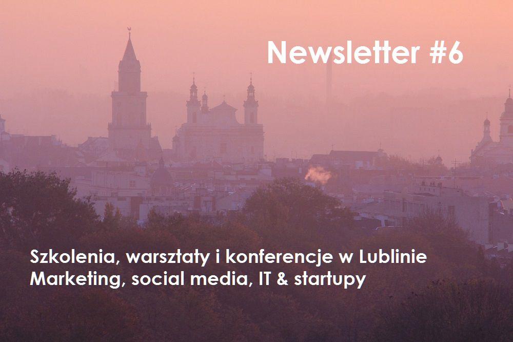 Szkolenia w Lublinie newsletter