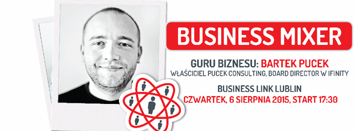 KonfoNotka #2 – Business Mixer, 6 sierpnia 2015 r.