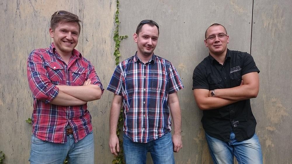Wywiad z Kamilem Pręciukiem i Grzegorzem Olifirowiczem z lubelskiego studia gier Mutated Byte