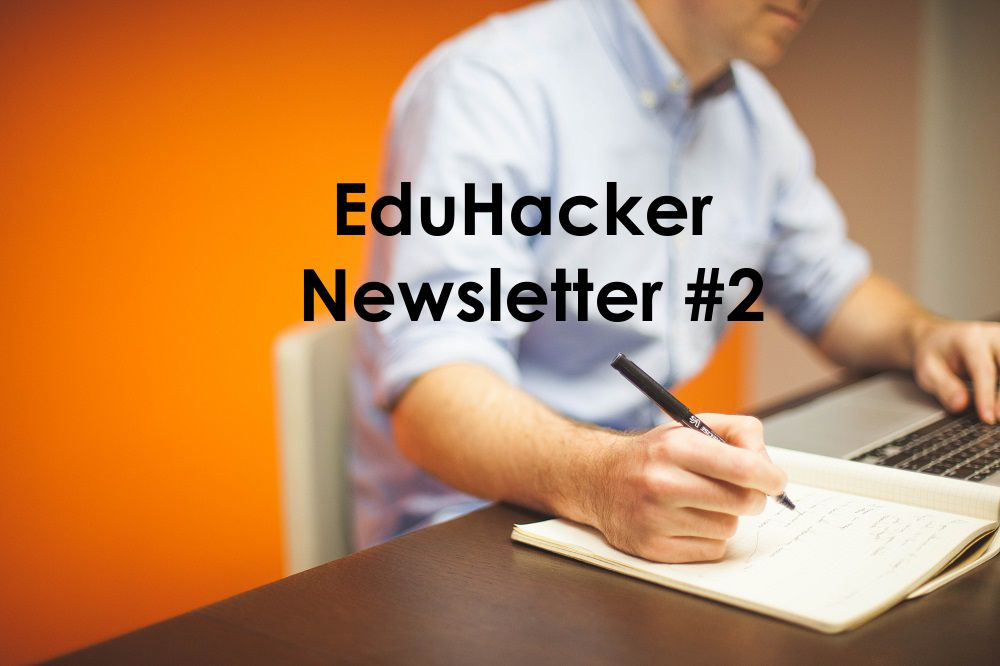 """""""EduHacker Newsletter #2"""" czyli e-wiedza za darmo i na wynos. Biznesowe kursy, e-magazyny, raporty oraz e-booki."""