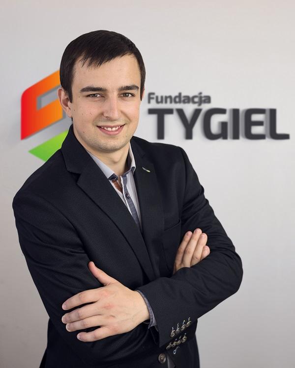 Kamil Maciąg, marketing w małej firmie i startupie