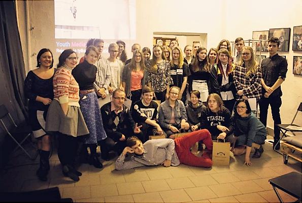 """Finał drugiej edycji """"YouthMediaLab Lublin 2016"""""""
