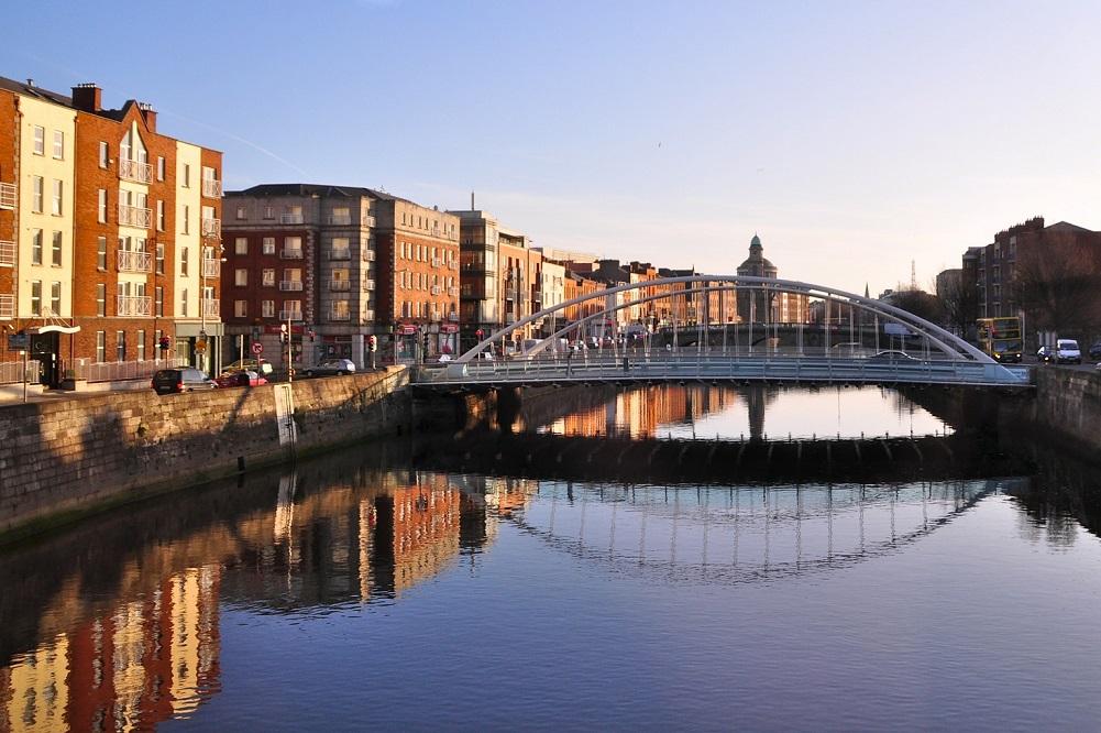 Dublin – miasto poetów